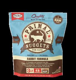 Primal Primal Raw Frozen Rabbit Nuggets 3 lb