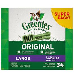 Greenies Greenies Dental Chews Large 54 oz