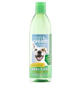 TropiClean FRESH BREATH DOG WATER ADDITIVE 16 OZ
