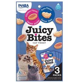 Inaba Juicy Bites Tuna and Chicken Flavor 1.2oz