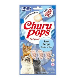 Inaba Inaba Churu Pops Tuna Cat Treats