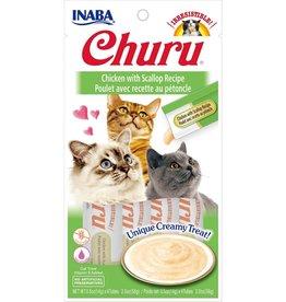 Inaba Inaba Churu Chicken with Scallop Recipe 2 oz