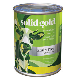 Solid Gold 6 GREEN COW BEEF TRIPE LOAF Grain Free