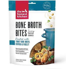 Honest Kitchen THE HONEST KITCHEN DOG BONE BROTH BITES TURKEY 8 OZ