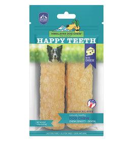 Himalayan Himalayan Happy Teeth Cheese Dog Dental Chew