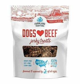 Farmland Farmland Traditions Dogs Love Beef Jerky Treats 13.5 oz