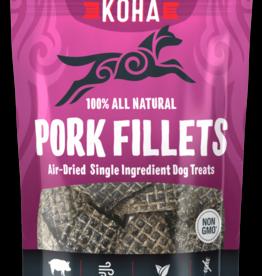 Koha Koha Pork Liver Air Dried Dog Treats 4 oz