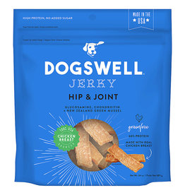 Dogswell Dogswell Hip & Joint Grain Free Chicken Jerky 24z
