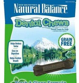 Natural Balance Natural Balance Dental Chews Small 22ct Bag
