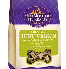Old Mother Hubbard Old Mother Hubbard Special Recipe Mini Just Veggin 20 oz