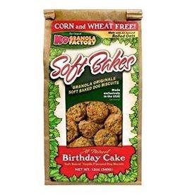 K9 Granola Factory K9 Granola 12 oz Granola Soft  Bakes Birthday Cake