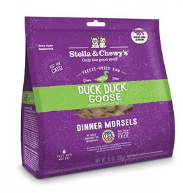 Stella & Chewy's Freeze Dried Duck Duck Goose Dinner for Cats - 18 oz