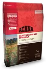Acana Acana Heritage Red Meat / Angus Beef, Yorkshire Pork & Grass-Fed Suffolk Lamb Formula Grain-Free Dry Dog Food 13 LB