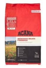 Acana Acana Heritage Red Meat / Angus Beef, Yorkshire Pork & Grass-Fed Suffolk Lamb Formula Grain-Free Dry Dog Food 25 LB
