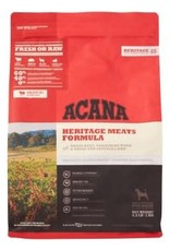 Acana Acana Heritage Red Meat / Angus Beef, Yorkshire Pork & Grass-Fed Suffolk Lamb Formula Grain-Free Dry Dog Food 4.5 LB