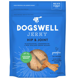 Dogswell Dogswell Hip & Joint Grain Free Chicken Jerky 12 oz