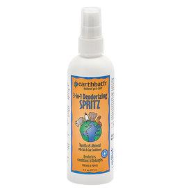 Earthbath EarthBath Spritz Vanilla Almond 8 oz