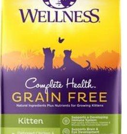 Wellness Wellness 5.5 Lb Kitten kibble deboned chicken