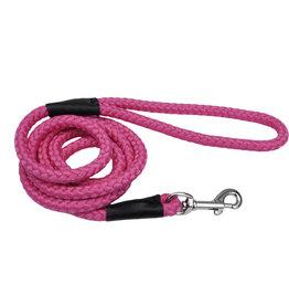 "Coastal Pet Products Coastal® Rope Dog Leash, Neon Pink, 1/2"" x 06'"