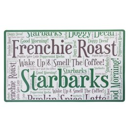 Haute Diggity Starbarks Placemat