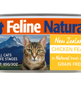 K9 Natural FELINE NATURAL CAT GRAIN FREE CHICKEN 3 OZ