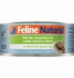 K9 Natural FELINE NATURAL CAT BOOSTER GRAIN FREE LAMB GREEN TRIPE 3 OZ