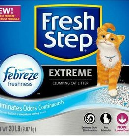 Fresh step Fresh Step Extreme Odor Scoop 20lb