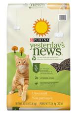 Yesterdays News Yesterdays News Cat Litter, Unscented 30 lb