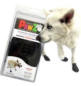 Pawz Boots Pawz Medium Black Dog Boots
