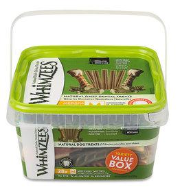 WHIMZEE Whimzees Variety Pack (Medium - 28 Piece)