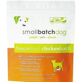 Small Batch Smallbatch Chicken Sliders 14 oz Freeze Dried Dog Food