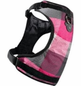 Canada Pooch CANADA POOCH DOG EVERYTHING HARNESS PINK SMALL