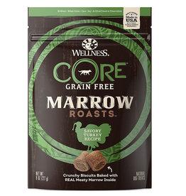 Wellness Wellness Core Grain-Free Marrow Roasts Turkey Dog Treats 8 oz