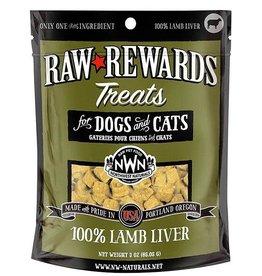 Northwest Naturals Freeze-Dried Liver Treats, Lamb 3 oz