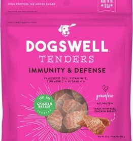 Dogswell Dogswell Immunity Grain Free Chicken Tender Cuts 15 oz