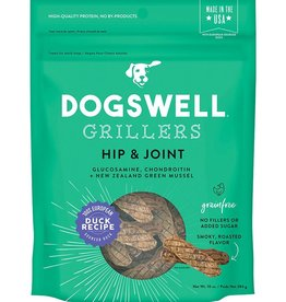 Dogswell Dogswell Hip & Joint Grain Free Duck Grillers 10 oz