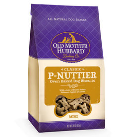Old Mother Hubbard Old Mother Hubbard Baking Dog Biscuits, Oven-Baked, Classic, P-Nutter Mini 20 oz
