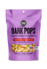 Bixbi Bixbi Dog Treat Bark Pops Sweet Potato Apple 4 oz