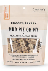 Bocce's Bakery Bocce's Bakery Everyday Soft & Chewy Mud Pie Oh My 6 oz Bag