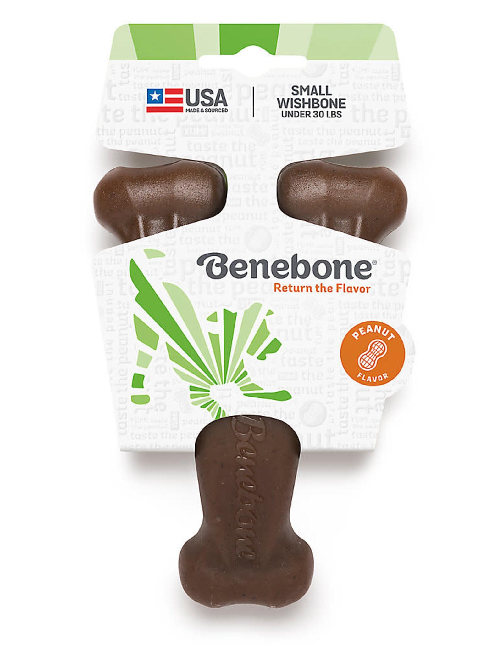 Benebone BENEBONE DOG PEANUT MINI