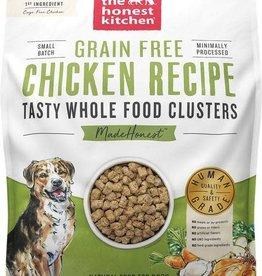 Honest Kitchen Honest Kitchen Whole Food Clusters Grain Free Chicken Dog 20 lb