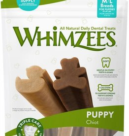 Whimzees WHIMZEES Puppy Dental Dog Treats 7.4 oz