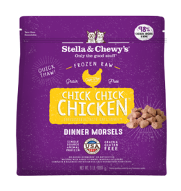 STELLA & CHEWY'S / FRZ DRIED STELLA & CHEWY'S CAT FROZEN DINNER MORSELS CHICKEN 3LB