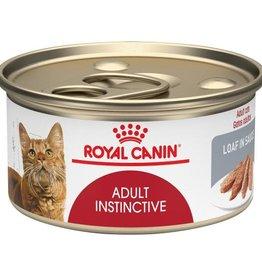 Royal Canine Royal Canin Feline Health Nutrition Adult Instinctive Loaf Sauce Cat 24 / 3 oz