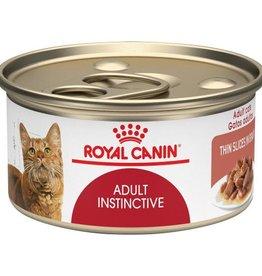 Royal Canine Royal Canin Feline Health Nutrition Adult Instinctive Thin Slices Cat 24 / 3 oz