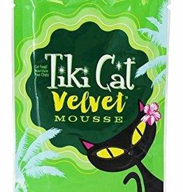 Tiki Cat TIKI PETS CAT MOUSSE TUNA MACKEREL 2.8OZ