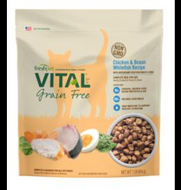 Freshpet Freshpet Vital Grain Free Complete Meals For Cats Bag 1 lb