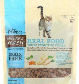 Freshpet Nature's Fresh Grain Free Chicken & Ocean Whitefish 1lb