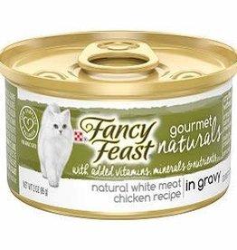 NESTLE PURINA PETCARE COMPANY FANCY FEAST CAT CAN CHICKEN GRAVY, 3 oz