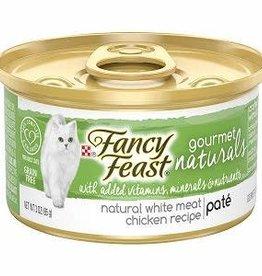 NESTLE PURINA PETCARE COMPANY FANCY FEAST CAT CAN CHICKEN, 3 oz